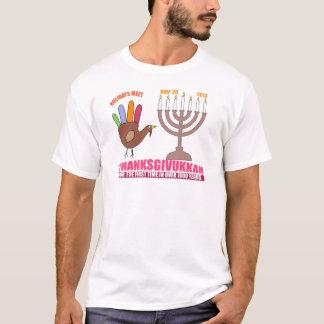 Classic Thanksgivukkah T-Shirt