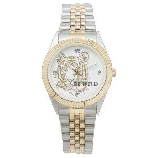 Classic tiger Watch