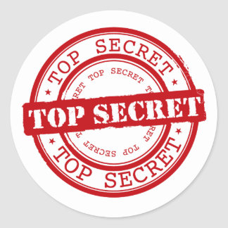Classic Top Secret Seal