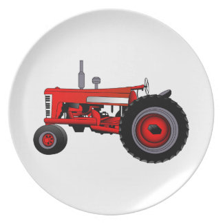 Classic Tractor Plate