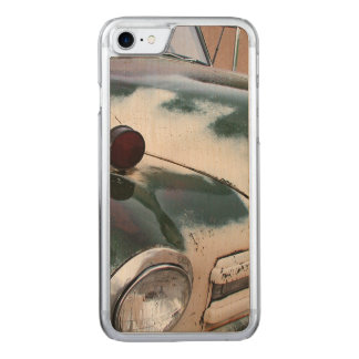 Classic truck carved iPhone 8/7 case