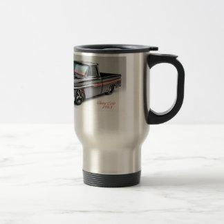 Classic Truck White Mug