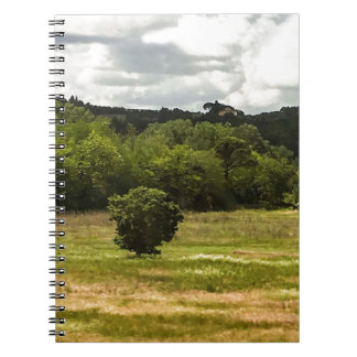 Classic Tuscany Photo Print Notebook
