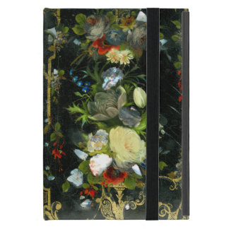 Classic Victorian Style Old Book Cover Case For iPad Mini