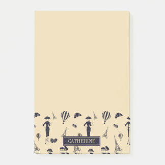 Classic Vintage 50's Fashion Post-it® Notes