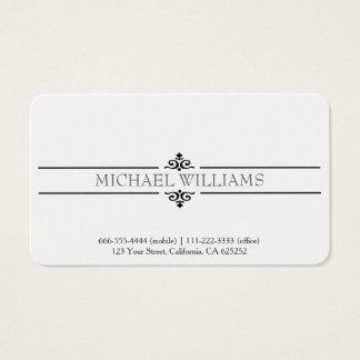CLASSIC VINTAGE CARD ELEGANT HORSEMAN