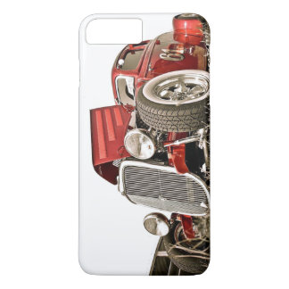 Classic Vintage Collector's Red Car Auto iPhone 7 Plus Case