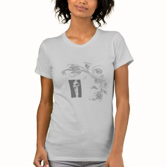 Classic Vintage Ladies T-shirt
