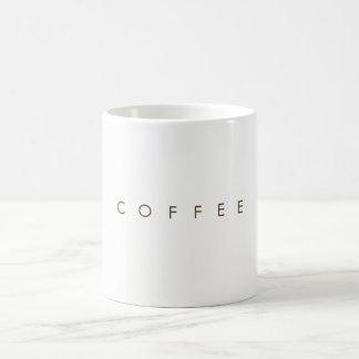 Classic White Coffee Mug