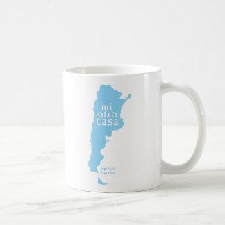 Classic White Mug ARGENTINA