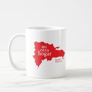 Classic White Mug DOMINICAN REPUBLIC