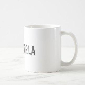 Classic White Mug (Hoop.la Logo)