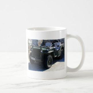 Classic Willy's Jeep. Coffee Mug