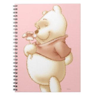 Classic Winnie the Pooh 1 Spiral Notebook