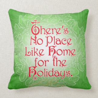 CLASSIC WONDERFUL WIZARD OF OZ CHRISTMAS PILLOW