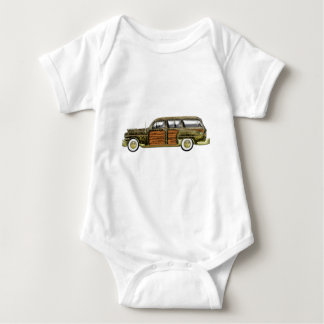 Classic Woody Station wagon Tees