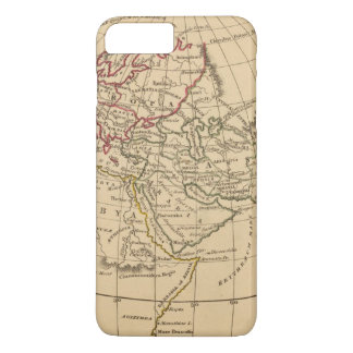 Classic World Map iPhone 7 Plus Case