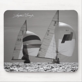 Classic Yacht Mouse Pad