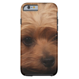 Classic Yorkie Pouty Face Tough iPhone 6 Case