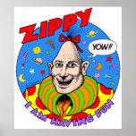 Classic Zippy Poster
