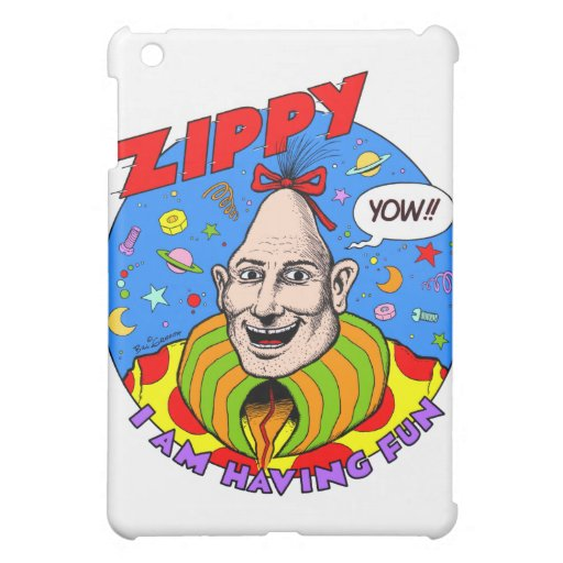 Classic Zippy Yow! Cover For The iPad Mini