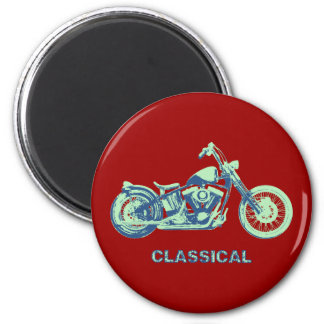 Classical -blu-grn magnets