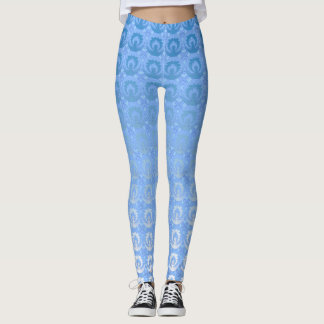 CLASSICAL BLUE LEGGINGS