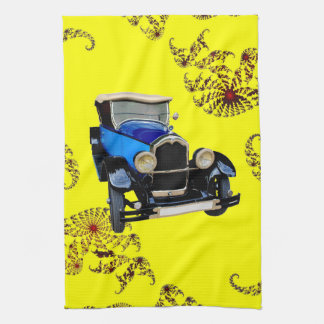 Classical Buick Kitchen Towels