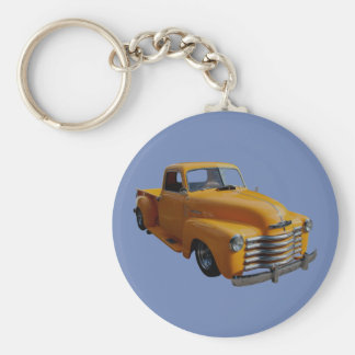 Classical Chevrolet Key Ring