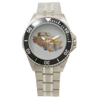 Classical Chevrolet transporter Watch