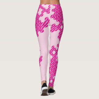 Classical Eighties Hot lips Leggings