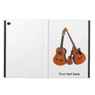 Classical Guitar Acoustic Bass and Ukulele Powis iPad Air 2 Case