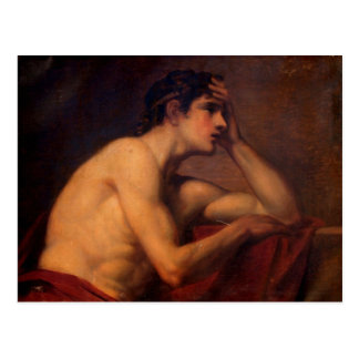 Classical Male Postcard