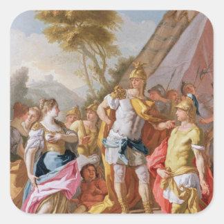 Classical Scene Stickers