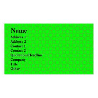 Classical vibrant light green Business Card