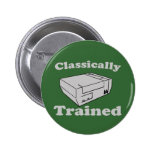 Classically Trained Button