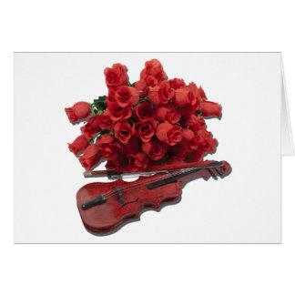 ClassicalRosesViolin012511 Card