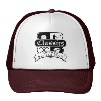 Classics hat
