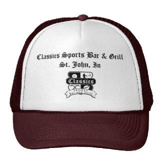 Classics hat 2
