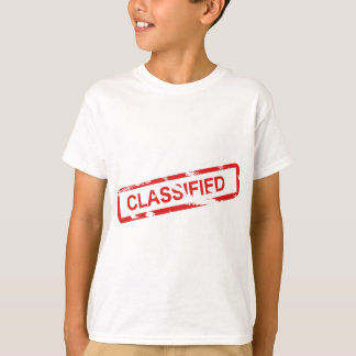 Classified Stamp T-Shirt