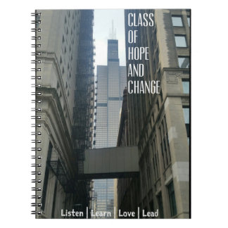 ClassofHC Stand Tall Promo Notebook