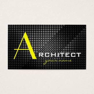 Classy ARCHITECT Business Card