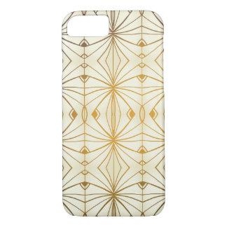 Classy Art Deco Inspired Design iPhone 8/7 Case