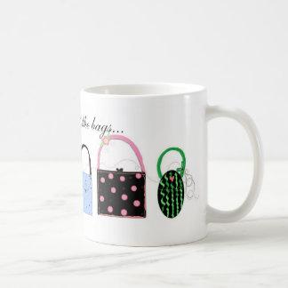Classy Bags Coffee Mug