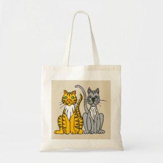 Classy Cats Tote Bag