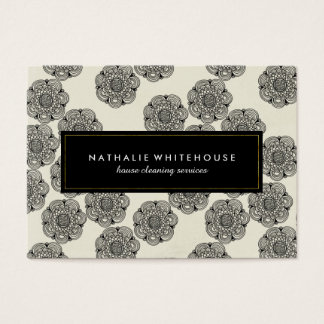 Classy Customizable Floral Gift Certificate