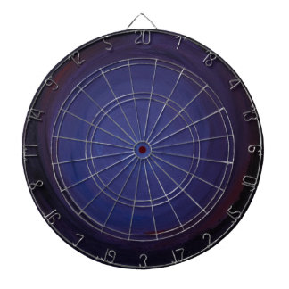 Classy Dark Purple Dart Board