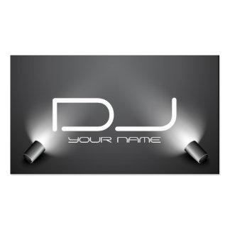 Classy DJ Business Card