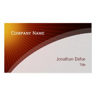 Classy Elegant Professional Business Card