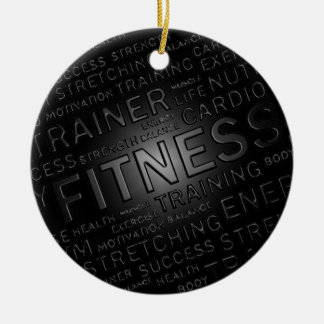 Classy Fitness Ornament